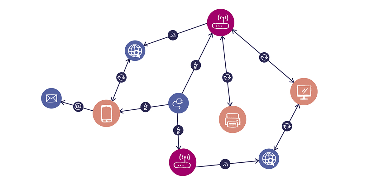 Management of IT landscapes with graph databases